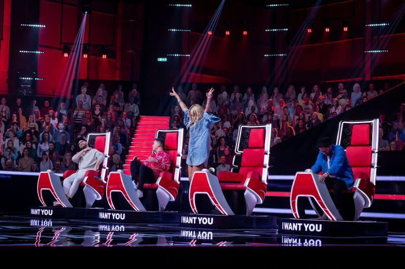"""Bereits gewohntes Bild bei """"The Voice of Germany 2021"""": Sarah Connor im Erfolgsrausch"""