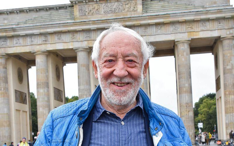 Auch im stolzen Alter von 86 Jahren treibt Dieter Hallervorden gerne Sport.
