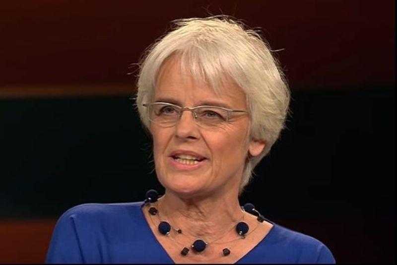 """""""taz""""-Journalistin Ulrike Herrmann fand deutliche Worte zur Wahlniederlage der CDU."""