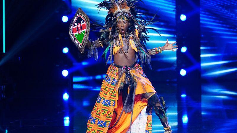 Karabo Morake, südafrikanischer Landsmann von Jurorin Motsi Mabuse, wird im Halbfinale erneut tanzen.