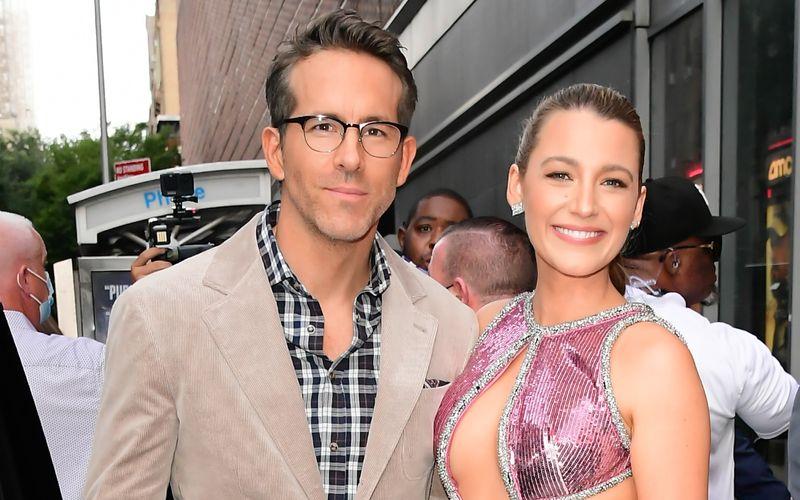 Blake Lively und Ryan Reynolds haben drei Töchter und sind seit 2012 verheiratet.