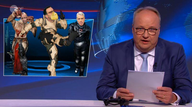 """Welcher der drei """"CDU-Streetfighters"""" Merz, Spahn und Röttgen wird sich im Machtkampf um die Laschet-Nachfolge wohl durchsetzen?"""