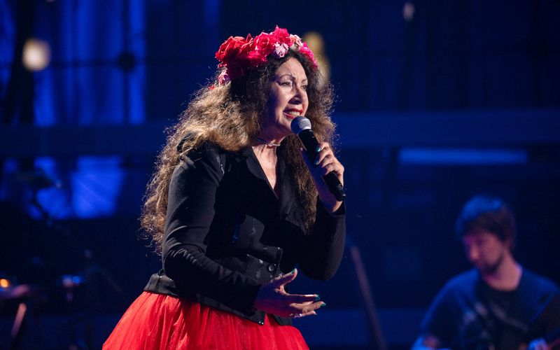 """Karen Ann Tepperis wagt das Unmögliche: Mit 71 Jahren will sie bei """"The Voice"""" ihr Comeback starten."""