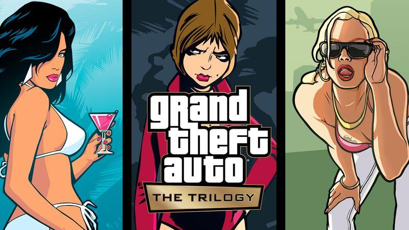 """""""Grand Theft Auto: The Trilogy - The Definitive Edition"""" soll noch in diesem Jahr erscheinen."""