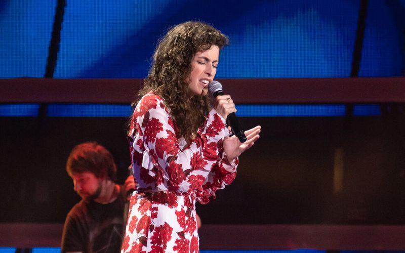"""Ann Sophie will bei """"The Voice of Germany"""" ein Comeback auf der großen Bühne starten."""